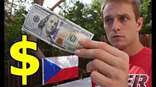 Kolik stál můj Americký projekt? Q&A