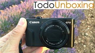 Análisis Canon G7X Mark II - Mejor cámara compacta 2016