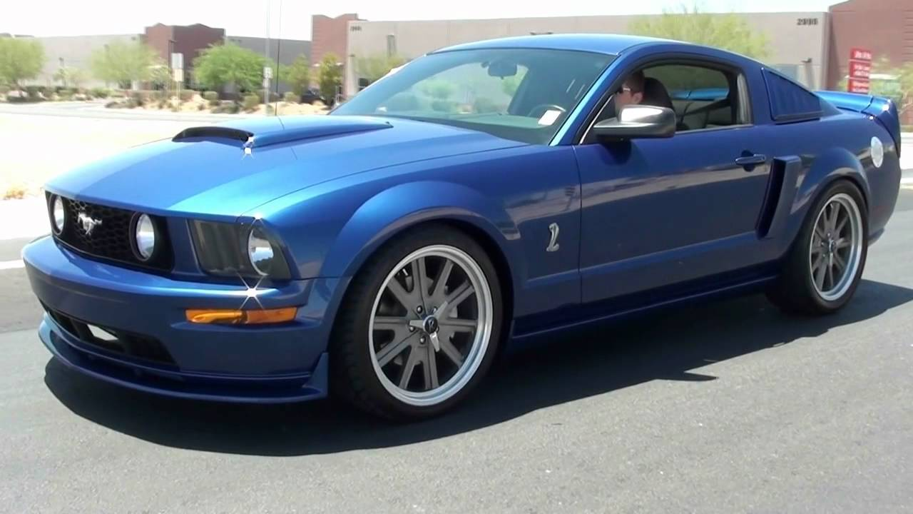 2007 ford mustang turbo 610hp 750lb ft tq youtube