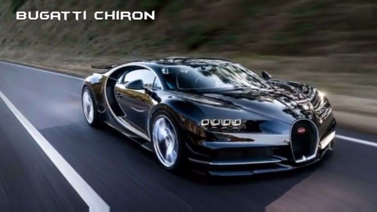 FIRST LOOK : 2017 Bugatti Chiron - FASTEST Car In The World - YouTube