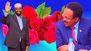 DEG-DER Caleemasaarka Md Ahmed M İslam oo şarkı dhawaaqay & Md Farmaajo oo