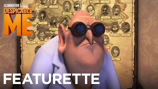 "Despicable Me - Featurette - ""How to be a Super-Villain"" - Illumination"