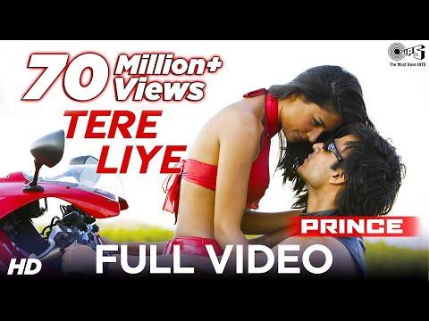 Tere Liye - Vídeo Song | Prince | Vivek Oberoi, Aruna Sheilds | Atif Aslam, Shreya Ghoshal