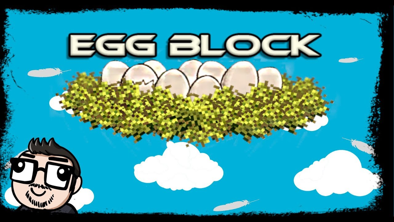 Minecraft Egg Block Modpack Day 3 Supporter Server (Minecraft is finally  cool again)