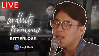 ARDHITO PRAMONO - BITTERLOVE | LIVE PERFORMANCE AT LET'S TALK MUSIC