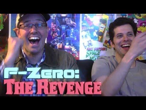 F-Zero: The Revenge - James & Mike Mondays (Episode 295)