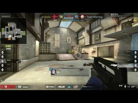 Device clutches it out to take it to map point (Cache)| ESL One Cologne 2016