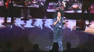 Diana Ross - Love Hangover/Take Me Higher/Ease On Down The Road (Live) The Venetian Theatre 2015