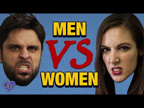 MEN VS WOMEN: Who has it easier, men or women?