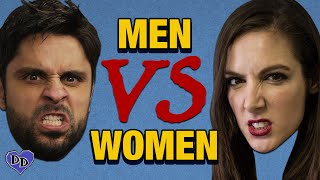 MEN VS WOMEN: Who has it easier, men or women?