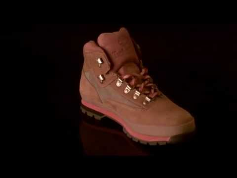 Timberland Euro Hiker Sneaker Wheat Leather CA1139