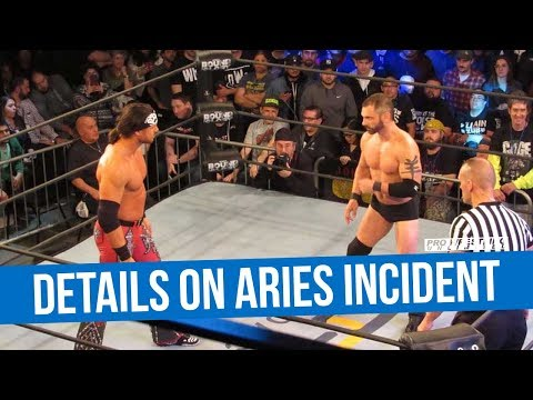 Full Details Regarding Austin Aries Incident Following Bound For Glory Main Event