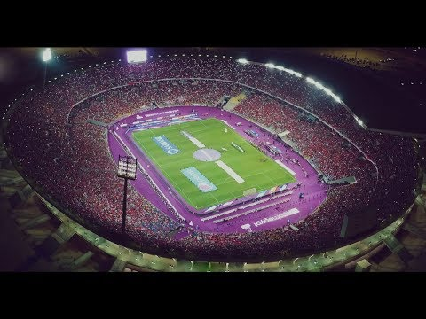 مصر تفوز بإستضافة كأس الامم الأفريقية 2019 presentation sports