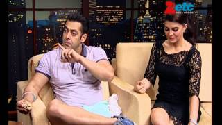 Salman Khan & Jacqueline Fernandez - ETC Bollywood Business - Komal Nahta