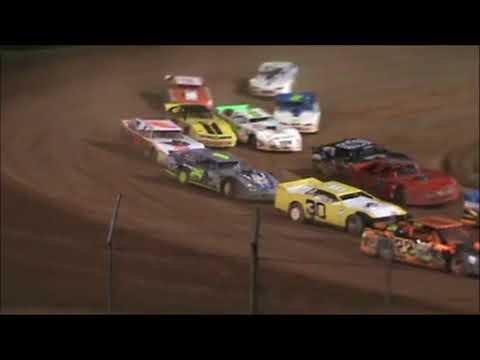 Brett McDonald Feature Lernerville Speedway 7/6/18