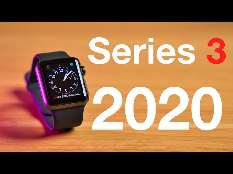 Apple Watch Series 3 in 2020 Review!