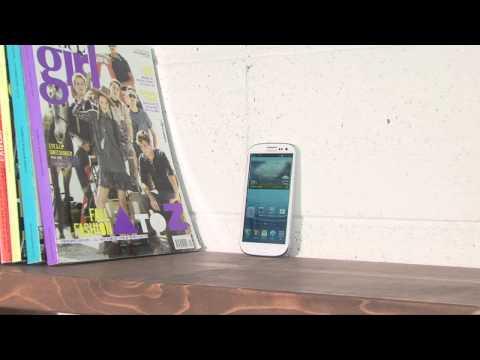 GALAXY S III LTE 동영상 리뷰