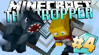 Minecraft - The Dropper 2 - Dracula's Coffin! [4]