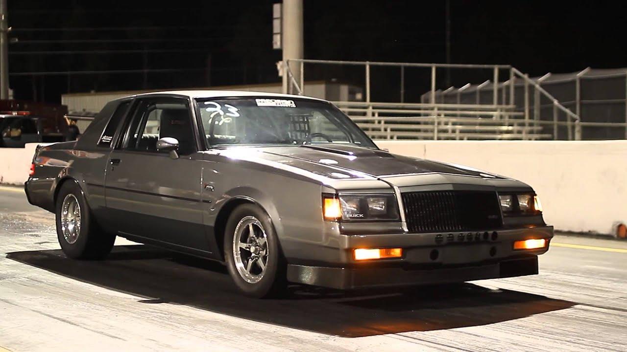 Boost Films Sfl Buick T Type Goes 8 32 178mph Test