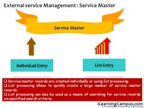 what is master data management in sap pdf