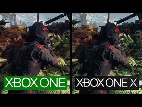 Battlefront 2 | Xbox One X vs Xbox One | 4K Graphics Comparison | Comparativa