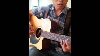 Học đánh guitar bài -VÙNG TRỜI BÌNH YÊN