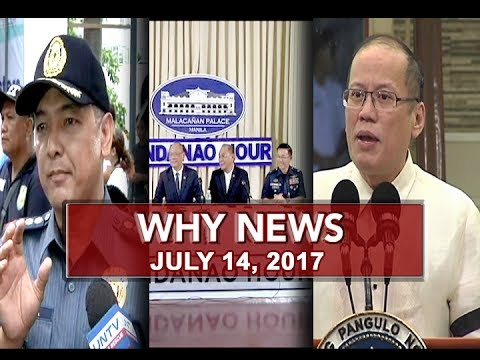 UNTV: Why News (July 14, 2017)