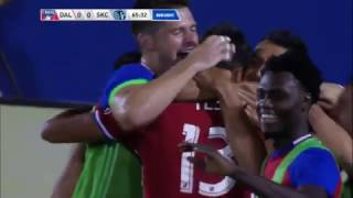 Download Video Tesho Akindele FC Dallas and CANMNT Highlights and Goals MP3 3GP MP4