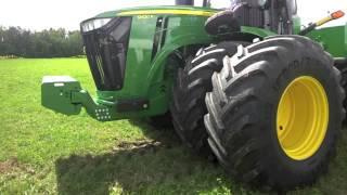 John Deere 2015 Products Launch - 9R/9RT Tractors