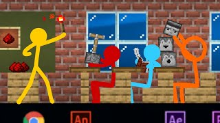 Download Redstone Academy - Animation vs. Minecraft Shorts Ep 15 Mp3 and Videos