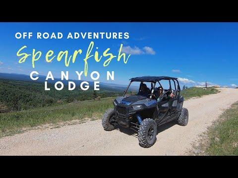 Off Roading Adventures, South Dakota // Spearfish Canyon Lodge: THE BLACK HILLS ADVENTURE HUB
