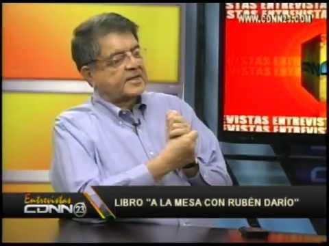 A la mesa con Rubén Darío de Sergio Ramírez