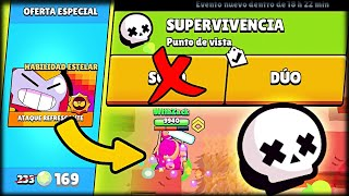 SUPERCELL QUIERE QUE JUGUEMOS SHOWDOWN DUO... Brawl Stars - WithZack