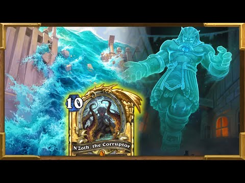 Hearthstone: Infinite N'Zoth Highlander Quest Druid | Sylvanas, Ragnaros | Saviors Of Uldum New Deck