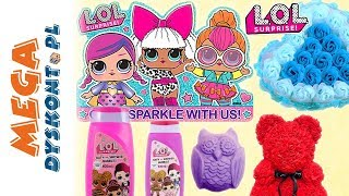 LOL Surprise DIY  Pachnące mydełka  Laboratorium mydlarskie
