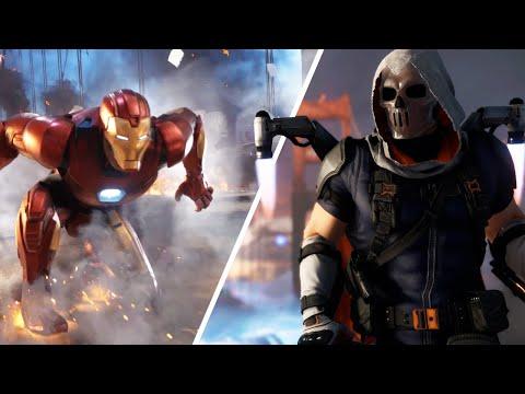 The TaskMaster DESTROYED The Avengers?! (Marvel's Avengers Gameplay)