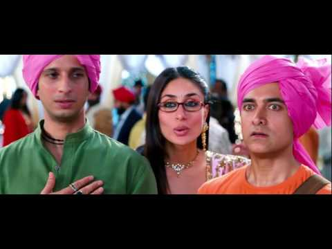 3 Idiots Movie Comedy Scene At Marriage HD