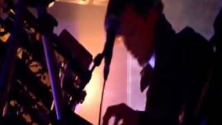 Orbital   Matt Smith - Doctor Who theme tune (remix) at Glastonbury Festival.2010