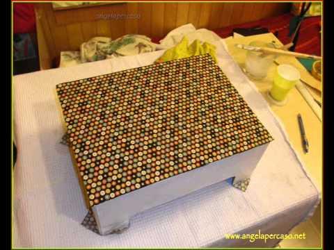 Riciclo cassette pomodori a casette arredo i miei regali for Riciclo arredo