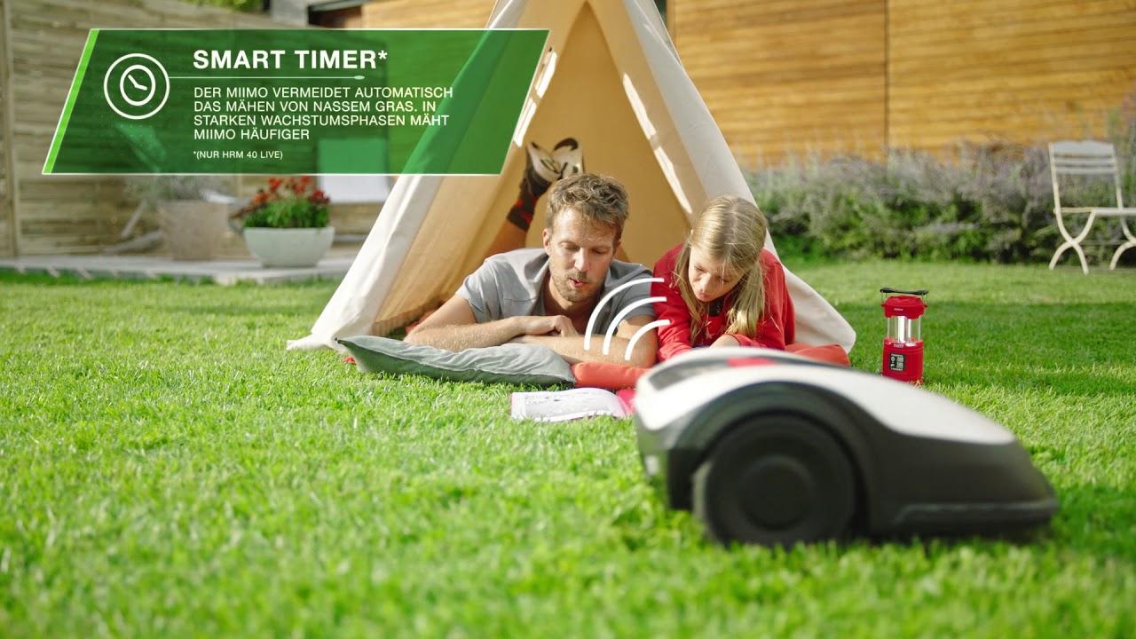 Der neue Miimo HRM 40 - Funktion: Smart Timer