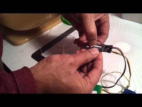Corona 4ch receiver test