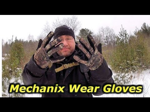 Mechanix Wear Gloves: Good For Everything - Even In Cold Weather