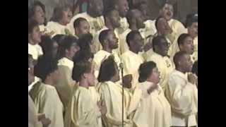 Ride On King Jesus - Rev. Ernest Davis, Jr. & the Wilmington/Chester Mass Choir