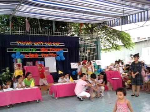 nhà trường - gia đình - dinh dưỡng trẻ thơ - phần 3