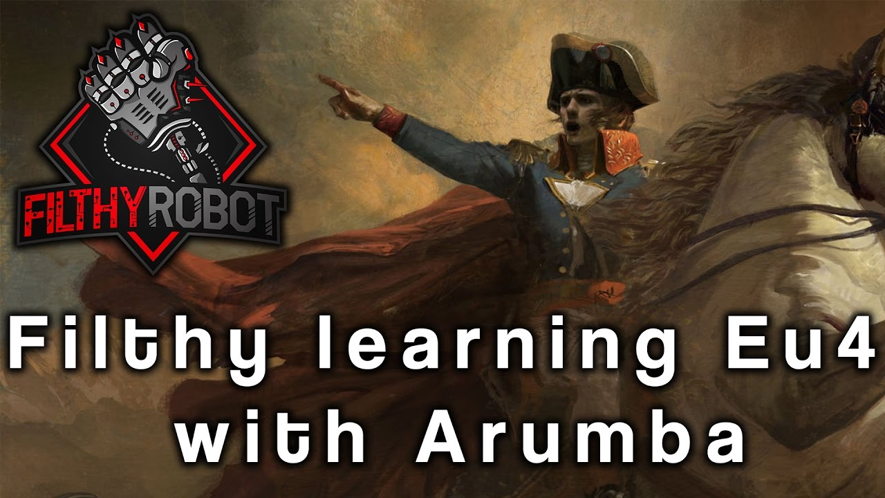 Filthy learns Europa Universalis from Arumba Part 33