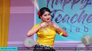Imphal College Teacher's day Celebration Entertainment Program 3