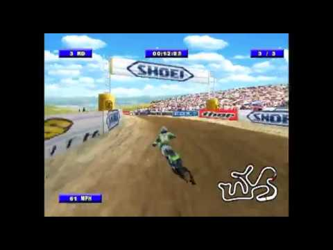 PlayStation - Championship Motocross 2001 - Featuring Ricky Carmichael (2000)