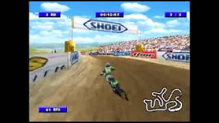 PlayStation - Championship Motocross 2001 - featuring Ricky Carmichael (2000)