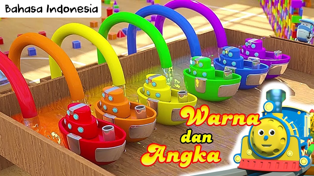 Download Belajar Warna dan Angka - Coilbook Indonesia
