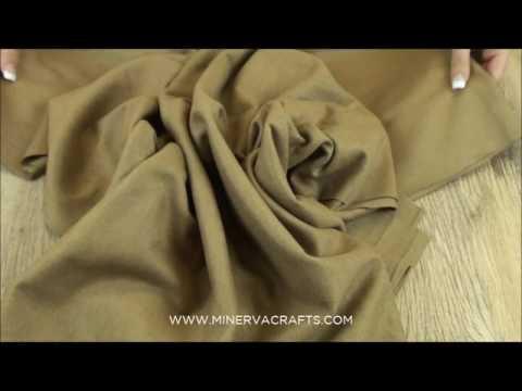 Italian Wool Blend Ponte Roma Stretch Jersey Dress Fabric